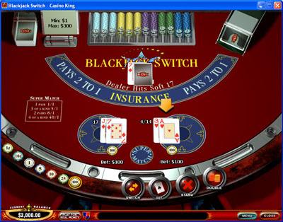 Game king poker machines